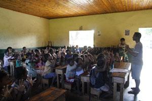 School Class Madagascar